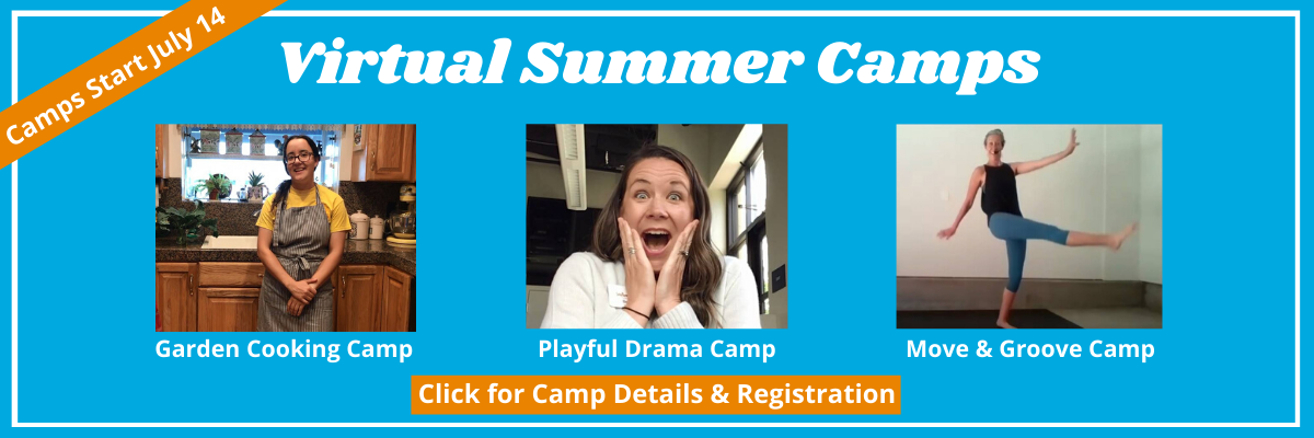 Sunflower Hill Virtual Summer Camps