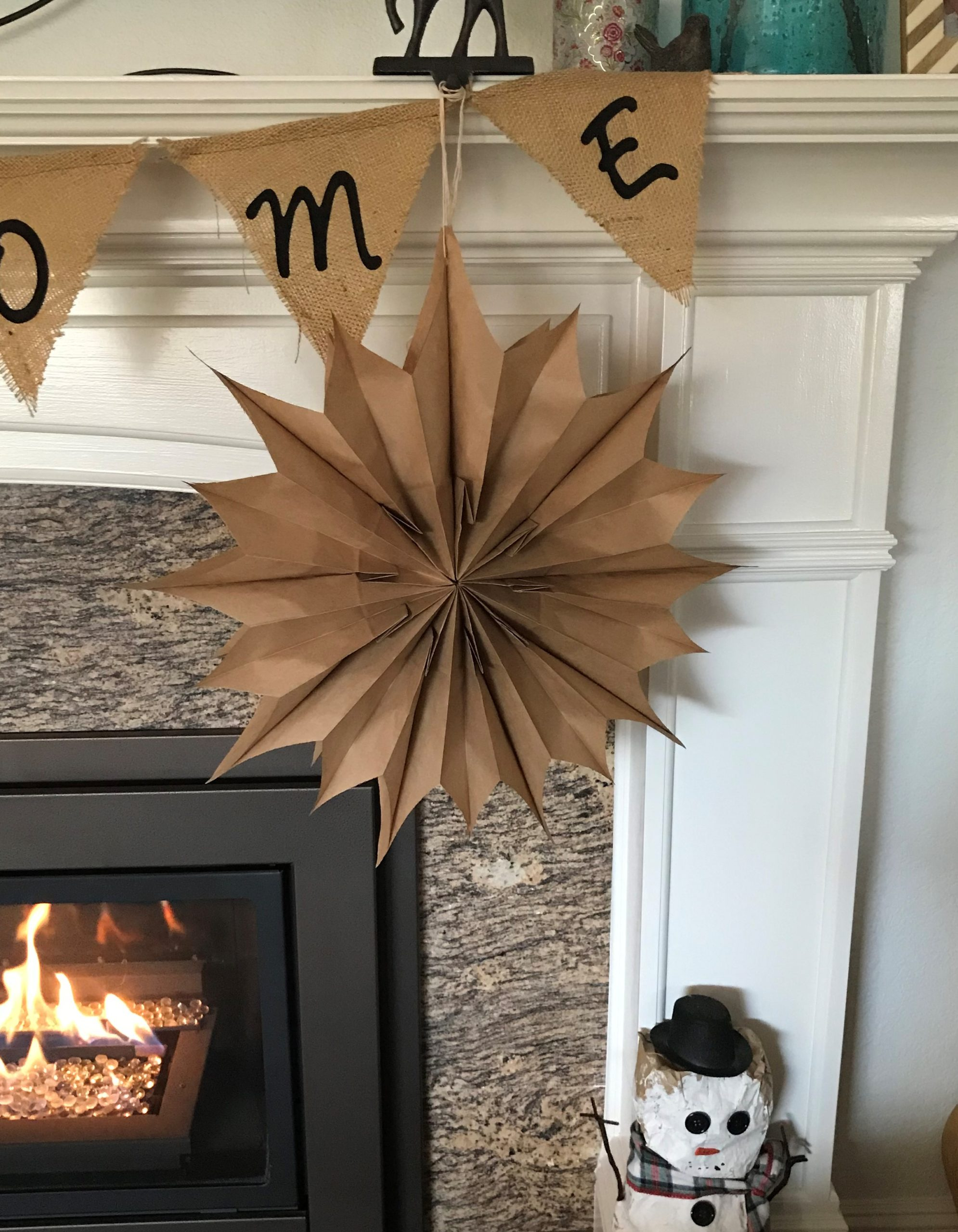 Make a Fall Leaf Wreath